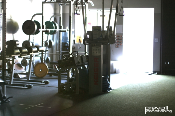 Prevail Conditioning Facility